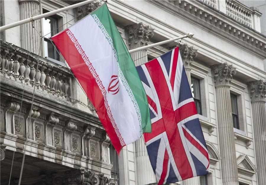 واکنش انگلیس به غنی سازی ایران