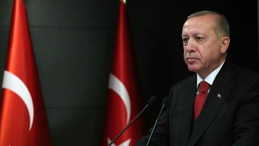 تزریق واکسن کرونا به اردوغان