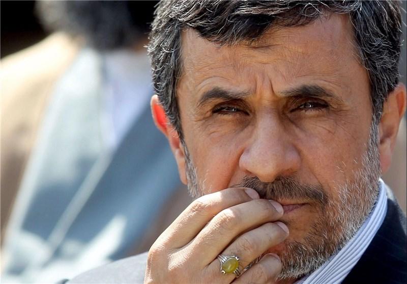 احمدی نژاد انتخابات ۱۴۰۰