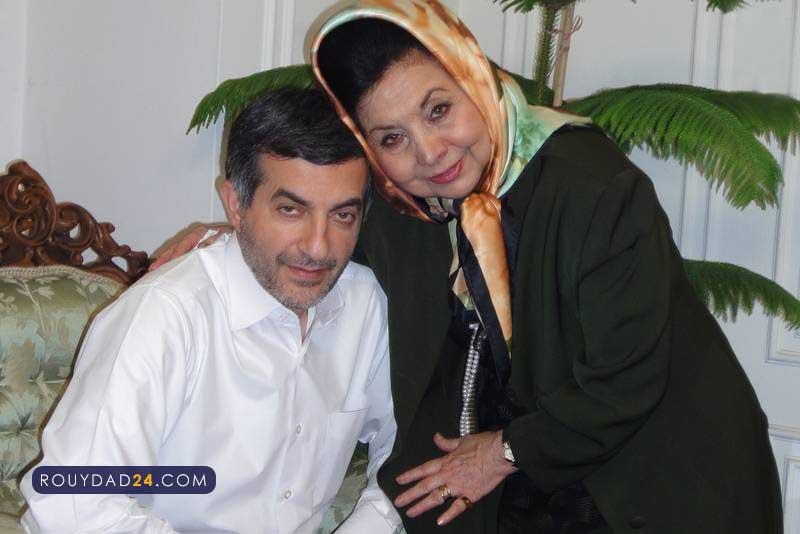 همسر دکتر فاطمی رحیم مشایی