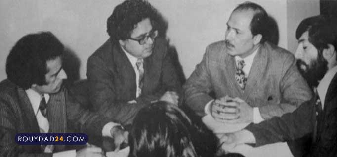 سید حسین نصر حداد عادل
