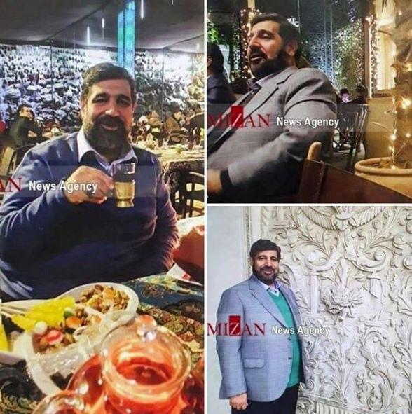 مرگ قاضی غلامرضا منصوری