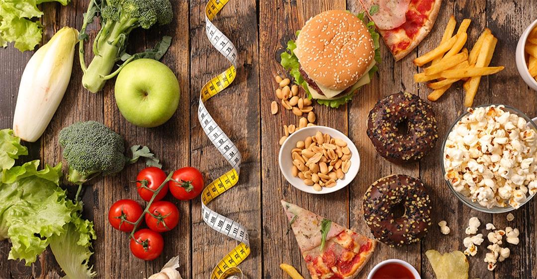 رژیم غذایی و  تناسب اندام