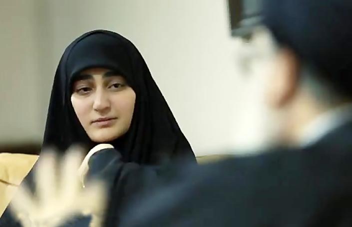 ازدواج زینب سلیمانی