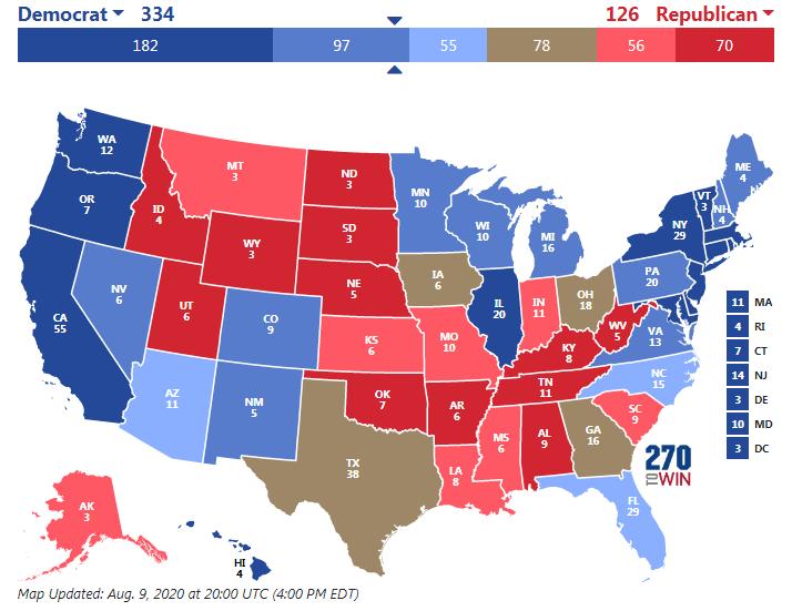 انتخابات آمریکا