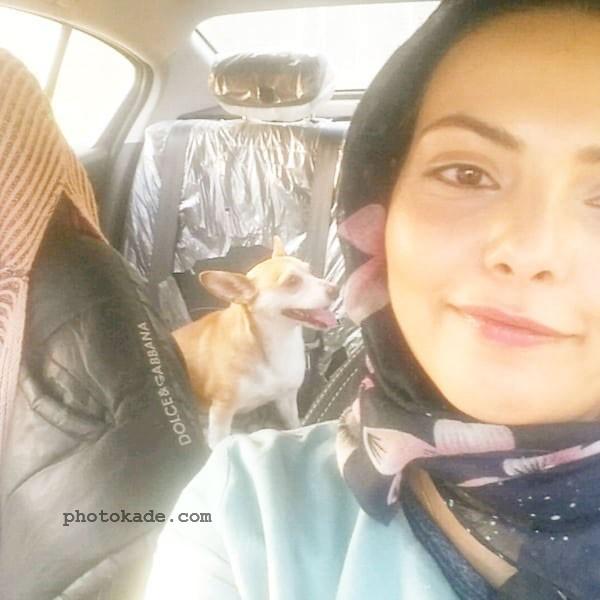 ماجرای مهاجرت شقایق نوروزی و کشف حجاب او+عکس
