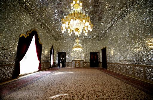 فرشهای کاخ مرمر