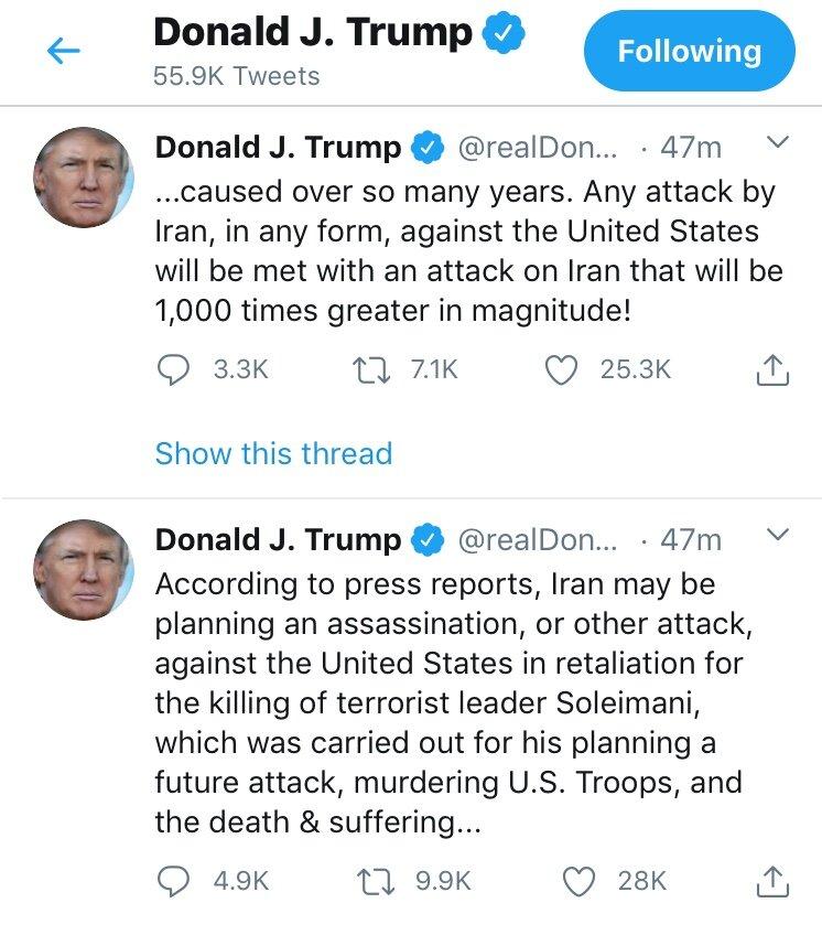 توطئه ترور سفیر آمریکا