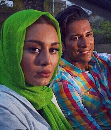 سحر قریشی و عکس جنجالی دیگر / ازدواج با بازیگر سریال پایتخت+عکس