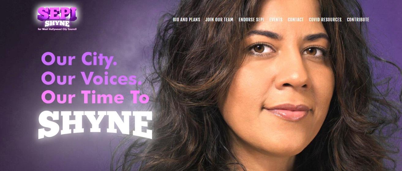 حضور چشمگیر زنان ایرانی در انتخابات آمریکا/