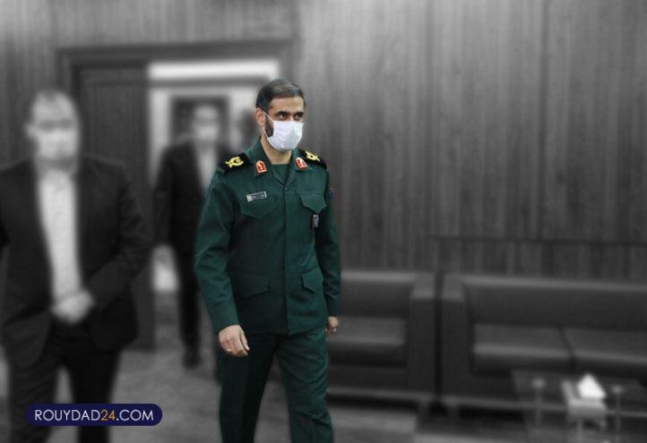سعید محمد انتخابات ریاست جمهوری 1400
