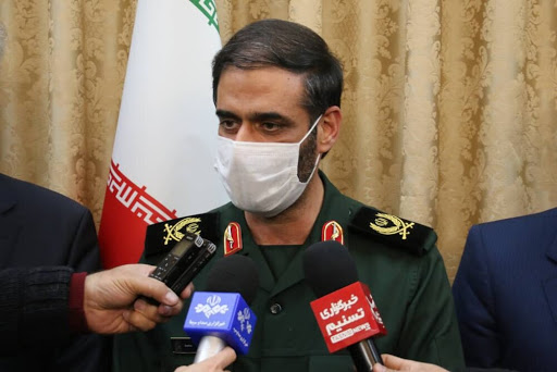 سعید محمد لباس نظامی