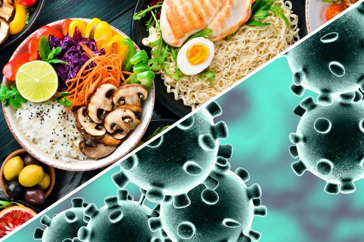 منو غذایی مناسب برای کروناییها چیست؟