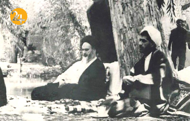 تصویر قدیمی محمود امجد