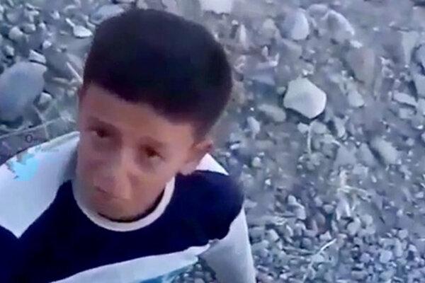 فرد آزاردهنده کودک استقلالی بازداشت شد
