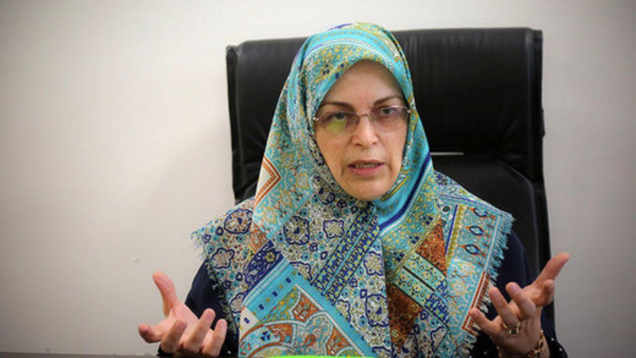 آذر منصوری: به بهانه مصلحت نظام، رئیس مجمع تشخیص را رد صلاحیت کردند