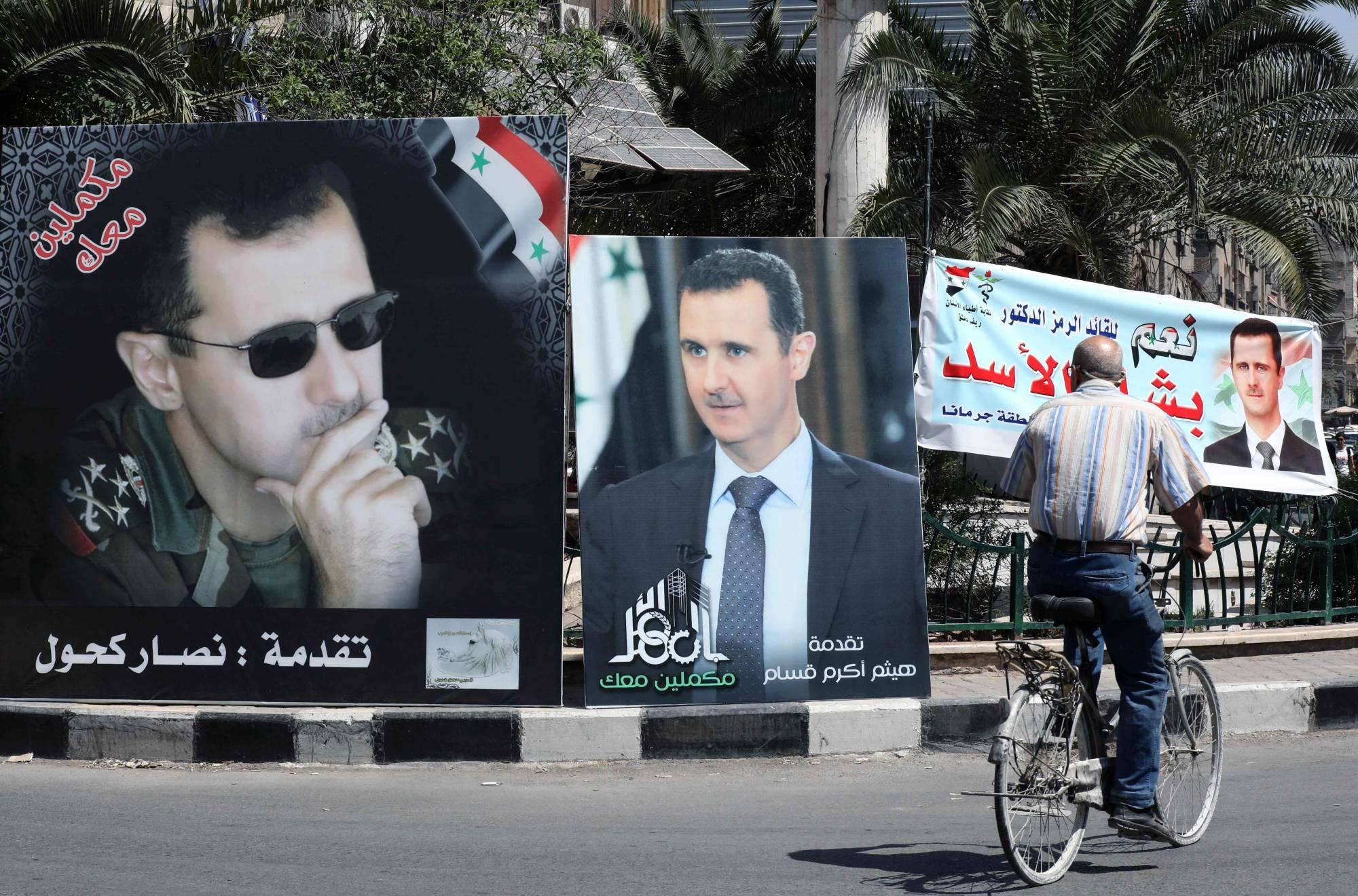 تشریفات انتخاباتی و انتخابات تشریفاتی/ در سوریه چه خبر است؟