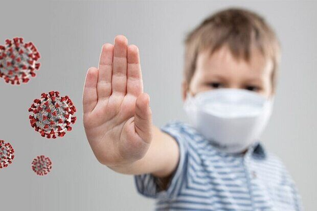 اعلائم ابتلای کودکان به نوع شدید کرونا