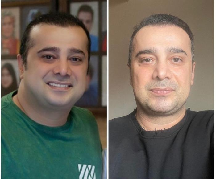 ظاهر جدید سپند امیرسلیمانی بعد از کاهش وزن زیاد + عکس