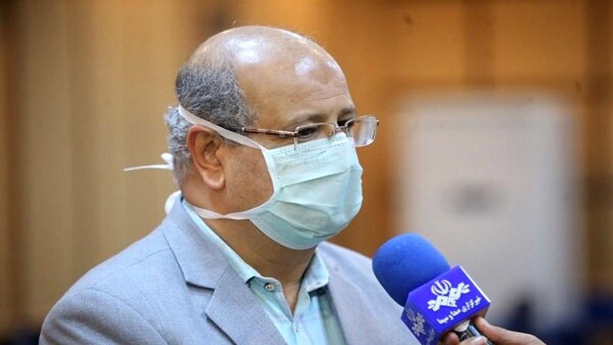روند واکسیناسیون کرونا در ایران