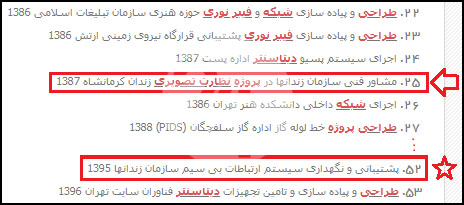 فیلم های دوربین زندان اوین