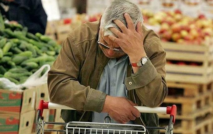 کمبود مواد غذایی ایرانان