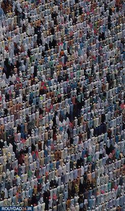 جمعیت نمازگزار
