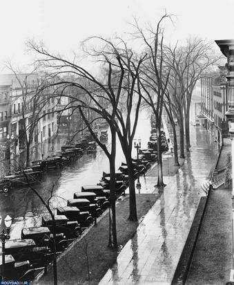 نیویورک سال 1931, عکاس اثر واکر ایوانز