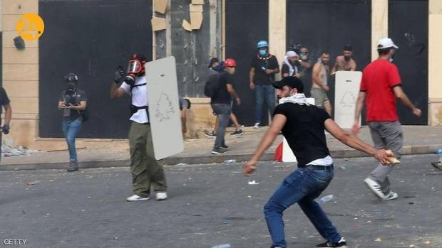 اعتراضات لبنان