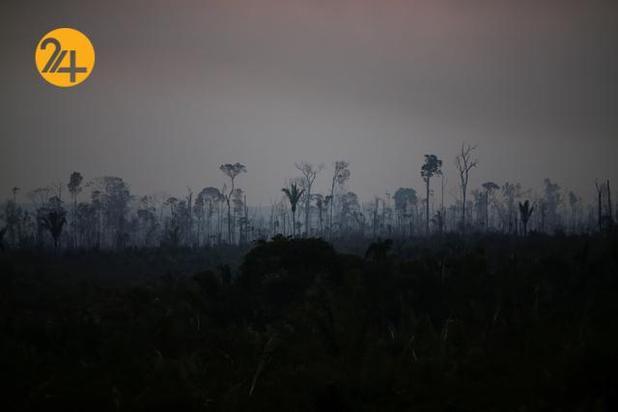 آتشسوزی در آمازون