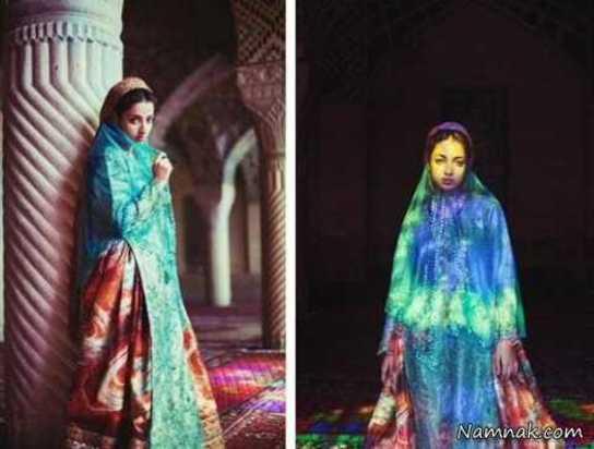 دختر شیرازی